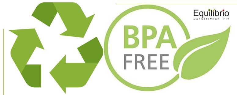 Marmita Reciclável e BPA Free da Fit Equilíbrio By Administrador In DiversosComments